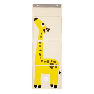3sprouts WALL ORGANIZER Giraffa