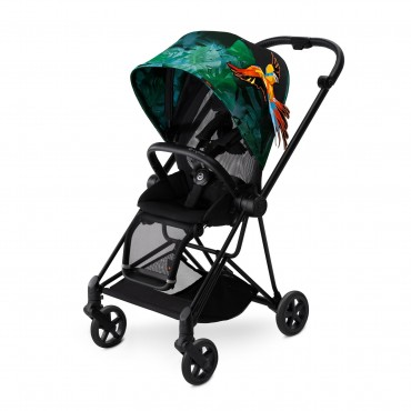 Cybex MIOS Birds of Paradise Multicolor