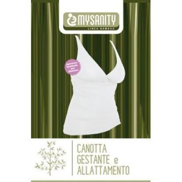 MySanity CANOTTA GESTANTE-ALLATTAMENTO Bianco 82408