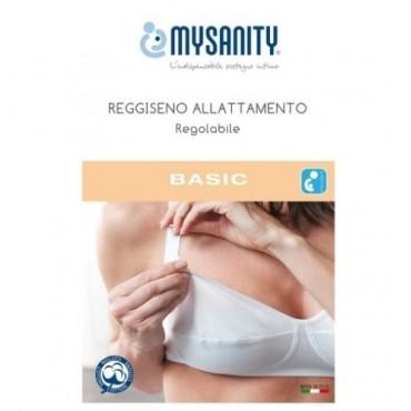 MySanity REGGISENO ALLATTAMENTO Regolabile Basic Coppa C