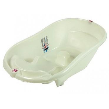Ok Baby vaschetta da bagno ONDA Bianco