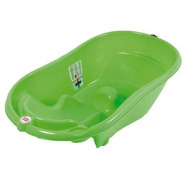 Ok Baby vaschetta da bagno ONDA Verde