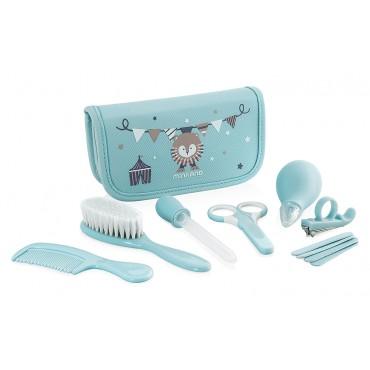 Miniland BABY KIT Igiene Celeste 89143